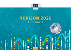 Couverture : H2020-First Results-brochure