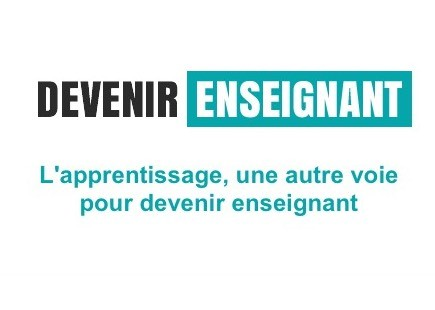devenir enseignat apprentissage