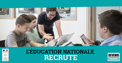 l'Education nationale recrute© Education nationale
