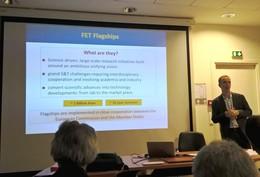 Mise en ligne des présentations : journée d'information sur les futurs FET Flagships