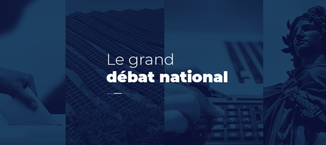 débat national