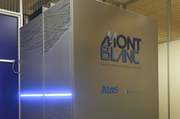 Favoriser l'adoption de l'architecture Arm pour le calcul haute performance - Mont-Blanc
