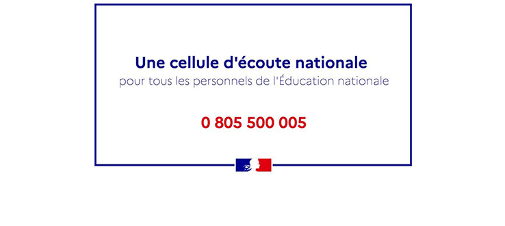 Cellule d'écoute nationale