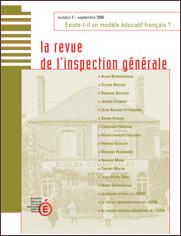 La revue de l'inspection générale n° 3