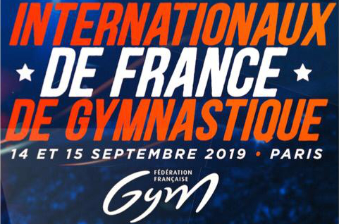 vignette internationaux gym 2019