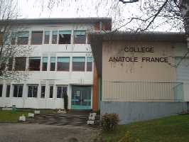 Collège Anatole France - Limoges