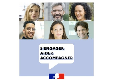 S'engager, aider, accompagner