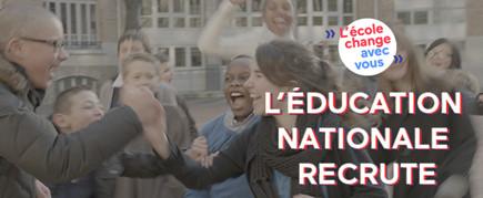 Gestionnaire education nationale concours