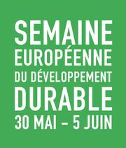 Semaine du développement durable 2015