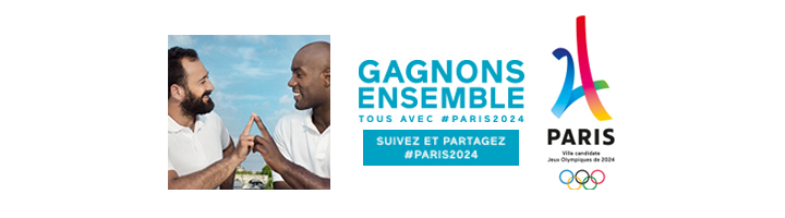 bannière Paris 2024