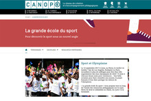 Canope - Grande école du sport