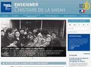 Home enseigner l'histoire de la Shoah