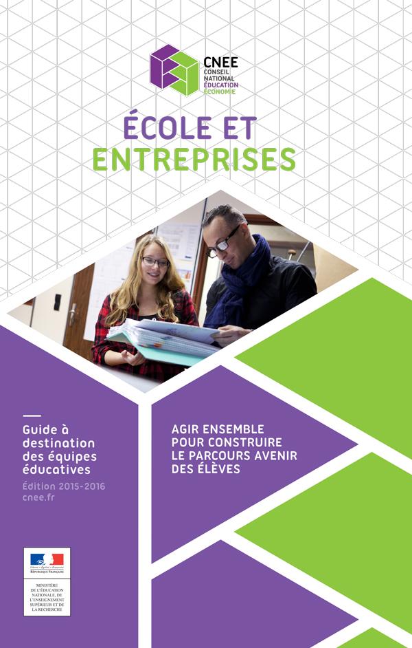 Guide école et entreprises (à destination des équipes éducatives)