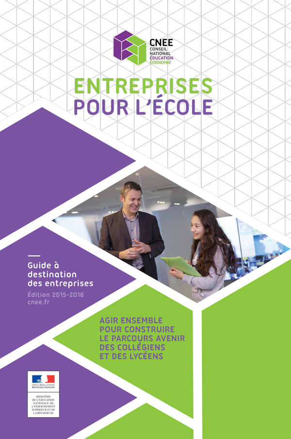 Guide Entreprises pour l'Ecole (à destination des entreprises)