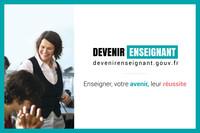 Consulter devenirenseignant.gouv.fr