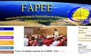 page d'accueil de l'association