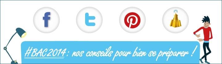 Retrouvez nos conseils sur les réseaux sociaux