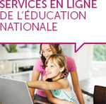 Services en  ligne de l'éducation nationale