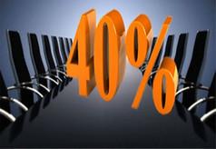 40-pour-cent