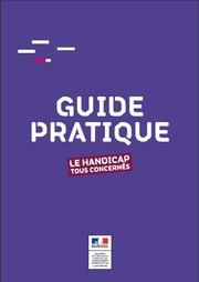 couverture du guide handicap tous concernés 2014