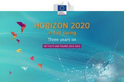 HORIZON 2020 in full swing cv