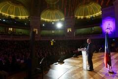 Vœux 2018 de Jean-Michel Blanquer en Sorbonne