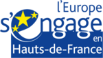 logo L'Europe s'engage en Hauts-de-France
