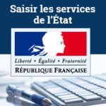 Saisir les services de l'État