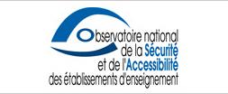 ONS Observatoire national de la sécurité et de l'accessibilité des établissements d'enseignement