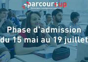 Phase d'admission