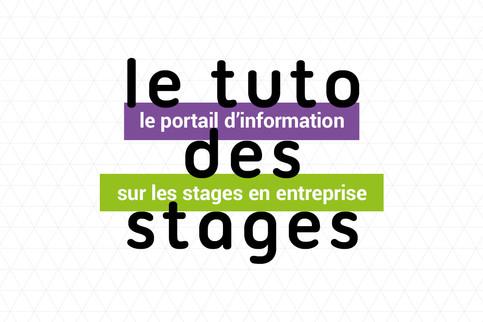 Le tuto des stages : le portail d'information sur les stages en entreprise - Brève