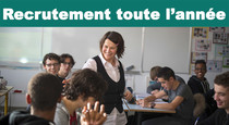 Personnels enseignants du second degré