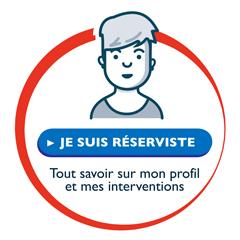 Réserve citoyenne - je suis réserviste