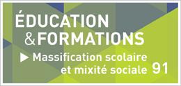 Éducation & Formations n°91 - Massification scolaire et mixité sociale
