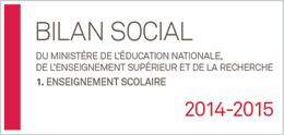 Bilan social 2014-2015