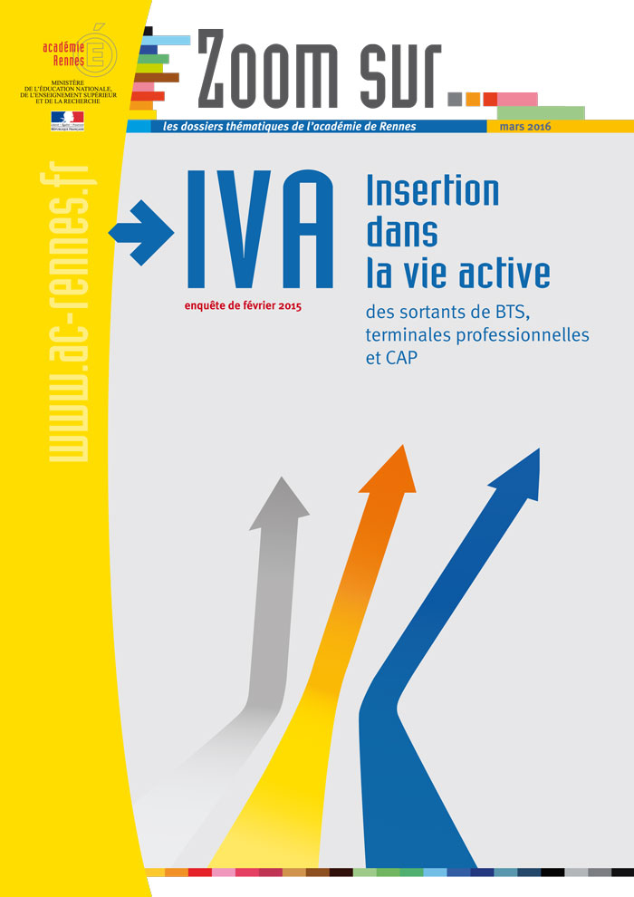 Zoom IVA 2015 Insertion dans la vie active