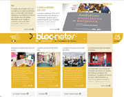Bloc-notes newsletter n°5