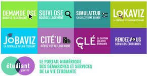 capture d'écran du site etudiant.gouv.fr