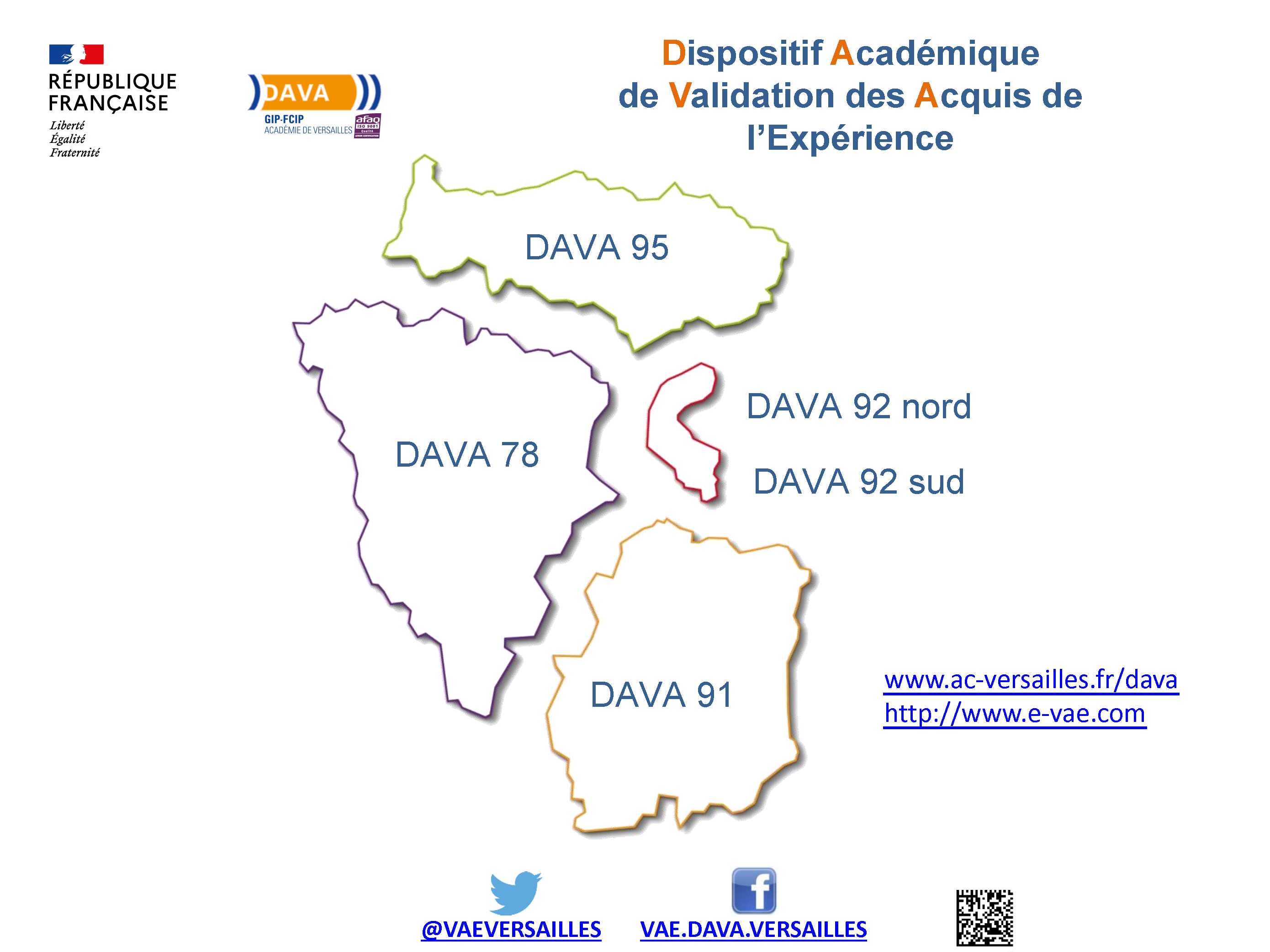 Dispositif Académique De Validation Des Acquis Dava