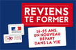 Reviens te former !