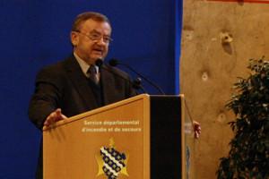 Jean-Marie SCHLERET, Président de l'Observatoire national de la sécurité et de l'accessibilité des établissements d'enseignement