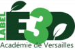 Logo label E3D