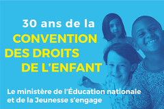 30e anniversaire de la Convention internationale des droits de l'enfant
