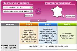 Calendrier Scolaire Bordeaux.Les Archives Du Calendrier Scolaire Ministere De L