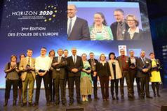 Lauréats des Etoiles de l'Europe
