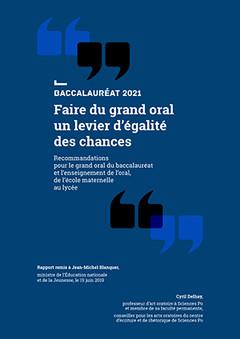 Couv Rapport grand oral