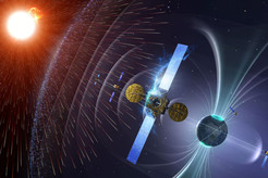 Illustration Space Weather