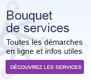 Bouquet de services