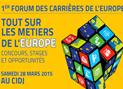 Forum des carrières de l'Europe