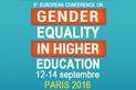 conférence européenne égalité